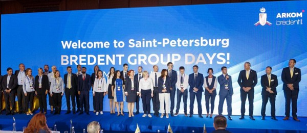 BREDENT GROUP DAYS St.-Petesburg 2019